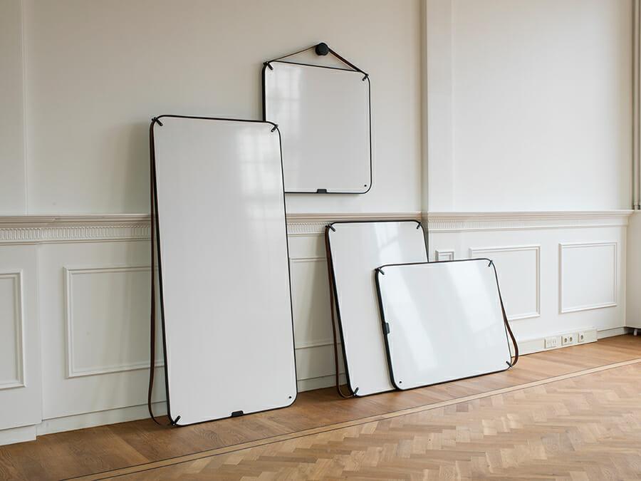 Chameleon Portable Whiteboard mit Trageriemen
